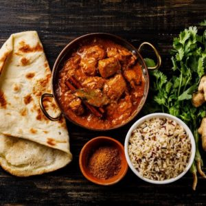 Chicken Jalfrezi Takeaway Evening 8th April 2019