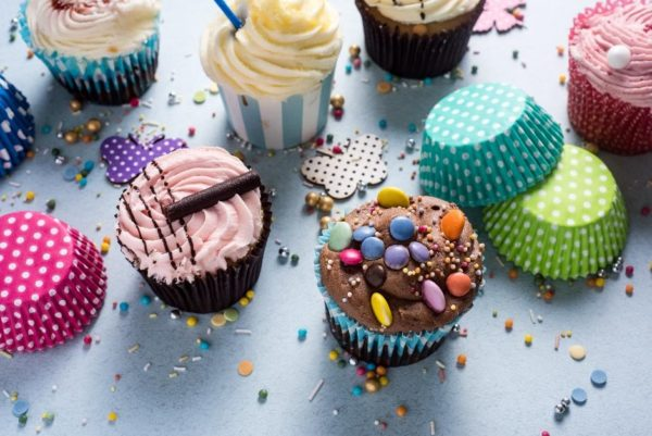 Cupcake cookery course