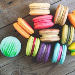 Marvellous Macaroons 1st March 2020