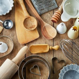 Saturday Cookshop 17th August 2019