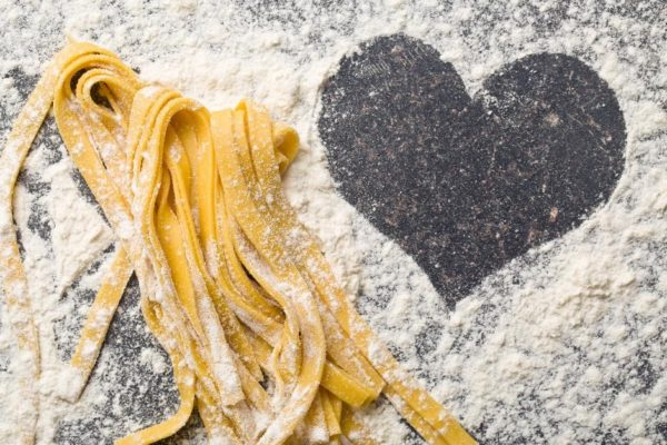 Italian pasta cookery course
